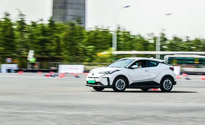 2020丰田纯电试驾体验活动 上海站