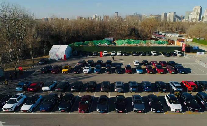 2021寰球年度车测评 北京站