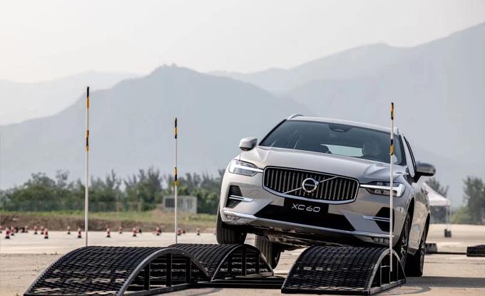 2021沃尔沃新款XC60试驾会 北京站